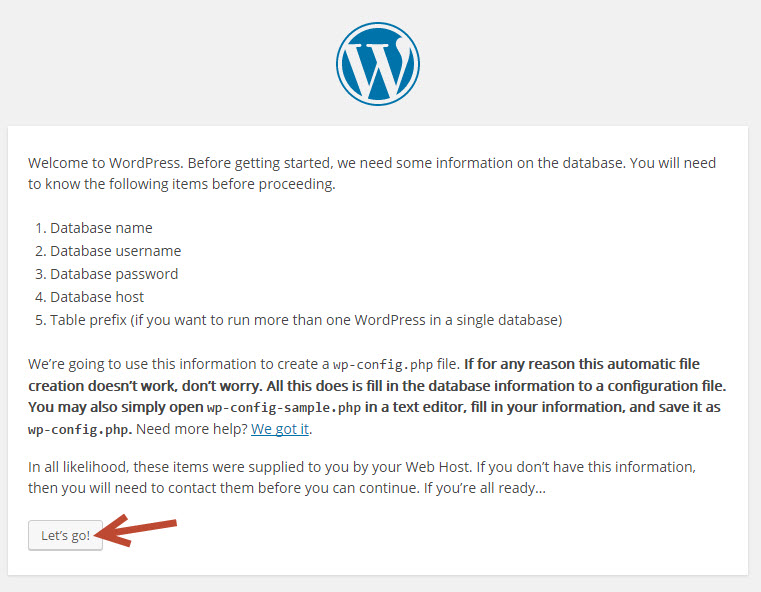 cai dat wordpress 4
